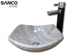 Countertop Classic Designs Natural Stone Bathroom Sinks